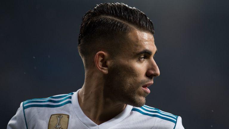 Себайос: На някои би им харесало да играят 30 секунди за Реал