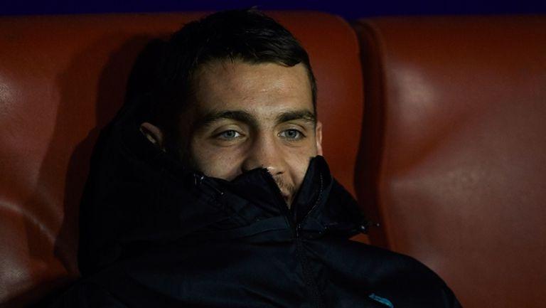Рома следи ситуацията с Ковачич