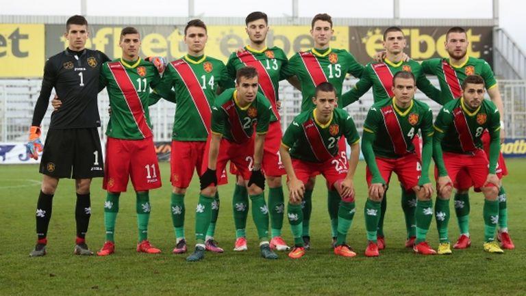 Звездата на младежите бележи като Меси, празнува като Роналдо и обяви: Готов съм за първия тим на България (видео)