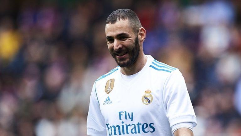 Бензема натрупа 400 мача за Реал Мадрид
