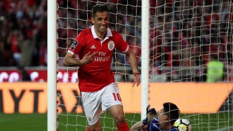 Бенфика поведе в Португалия, за Спортинг всичко приключи (видео)