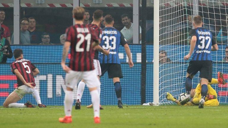 """Милан - Интер: за честта на """"Малката Мадона"""" и още нещо"""