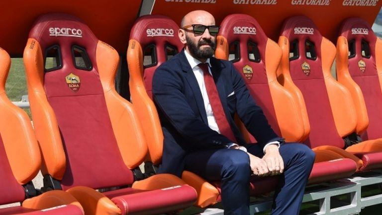 Шефът на Рома: Имаме шансове на реванша с Барса