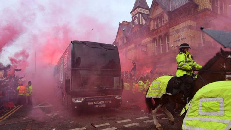 УЕФА повдигна обвинение срещу Ливърпул