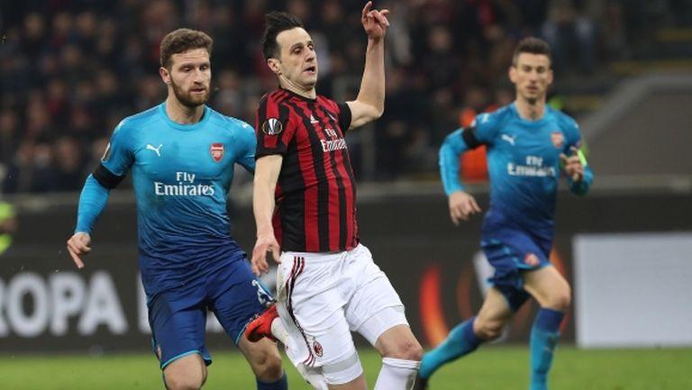 Милан посочва изхода на трима футболисти