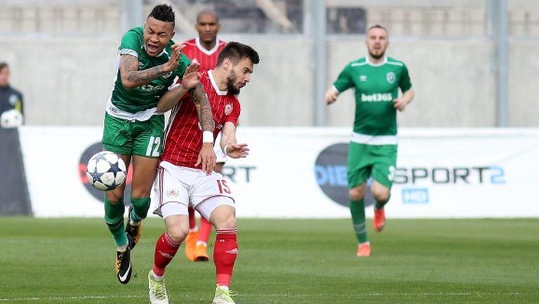 Лудогорец пак е футболният крал на България след феноменална битка с ЦСКА-София! (видео+галерия)