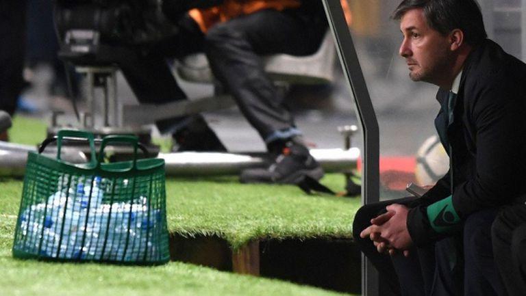 Голям скандал в Спортинг - играчите се обидиха на президента, той ги изгони