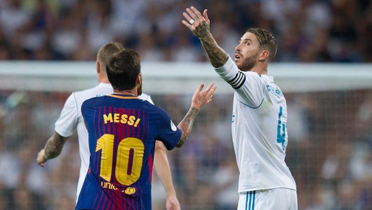 Официално: Реал М отказа шпалир на Барса, защото имало да си връща