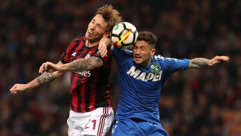 Милан се сбогува с мечтите за Шампионската лига (видео + галерия)