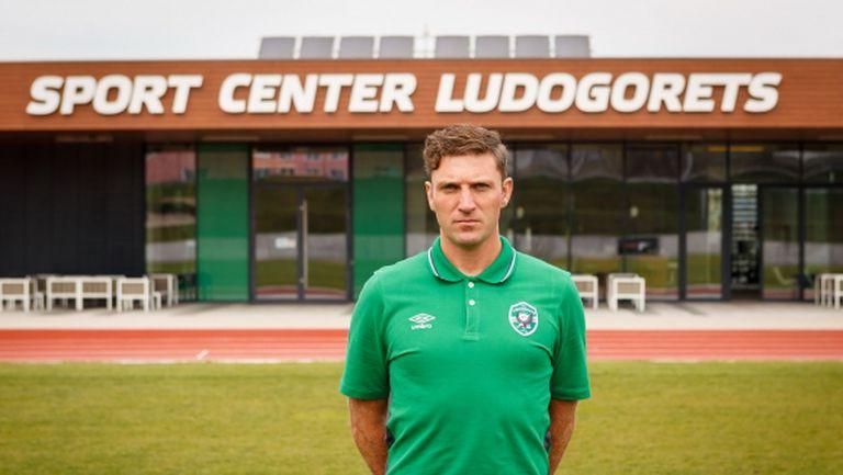 Шотландец от Селтик е новият кондиционен треньор на Лудогорец