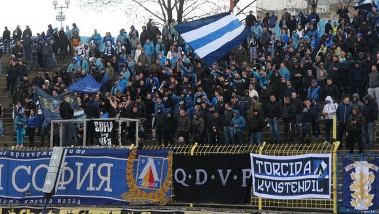 Левски пусна билетите за мача с Лудогорец