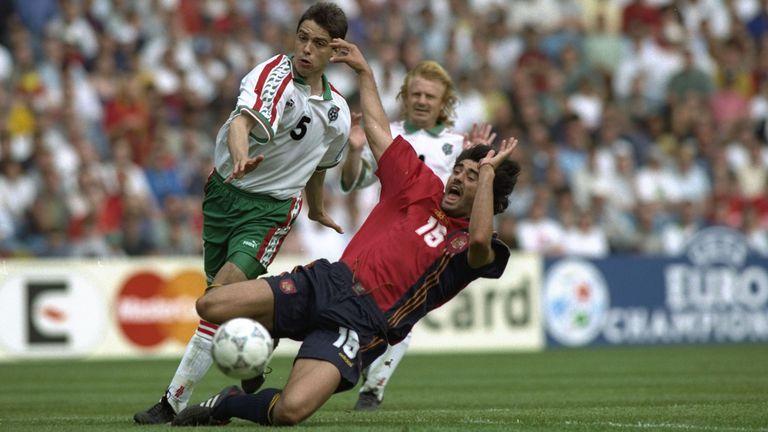 Четвърт век от дебюта на България на европейски финали