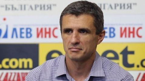 Иван Гавалюгов: Сашо Везенков ще бъде водещ фактор в организацията ни
