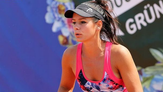 Стаматова отпадна на четвъртфиналите на турнир по тенис в Анталия