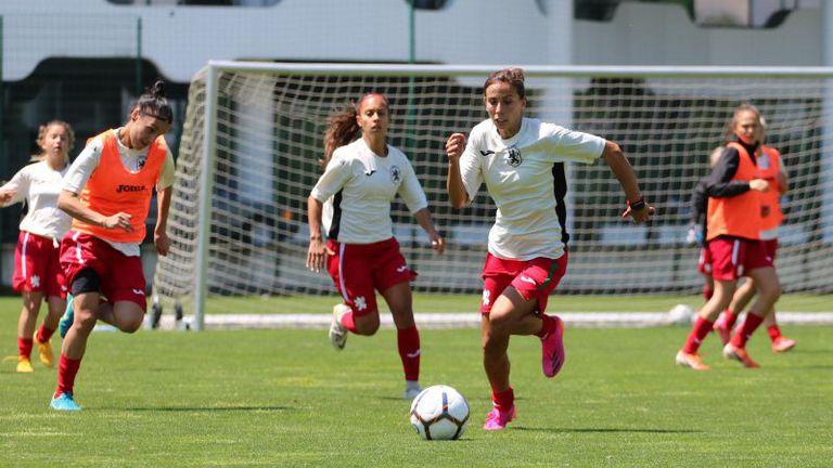 Женският национален отбор започна своята подготовка