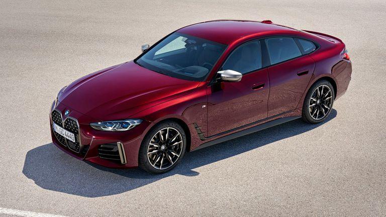 Новото BMW Серия 4 Гран Купе