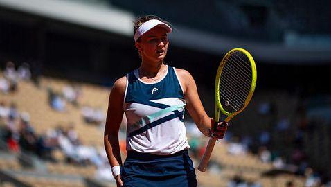Първи полуфинал за Барбора Крейчикова в турнирите от Големия шлем