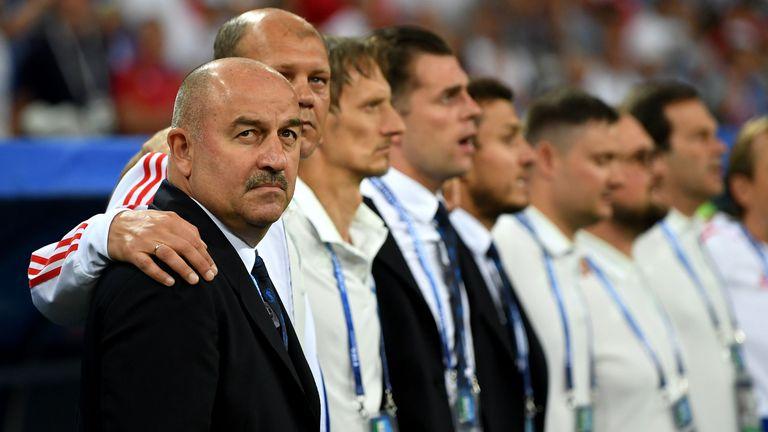 Русия призова УЕФА да се намеси в диспута за фланелките на Украйна