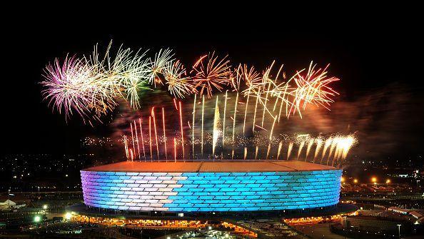 """Олимпийски стадион"" - Баку, Азербайджан"
