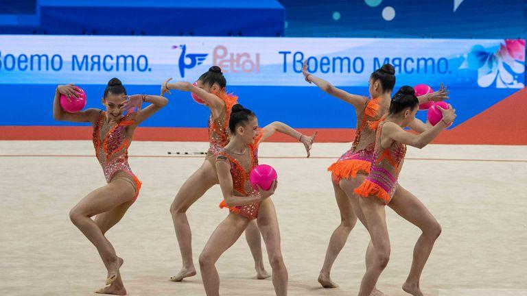 Българският ансамбъл за девойки спечели втори сребърен медал на Европейското първенство във Варна