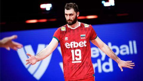 Още два мача за Цветан Соколов в Лигата на нациите🏐
