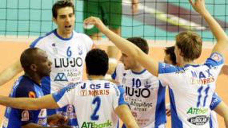 Ираклис без Константинов с първа победа на финалите в Гърция