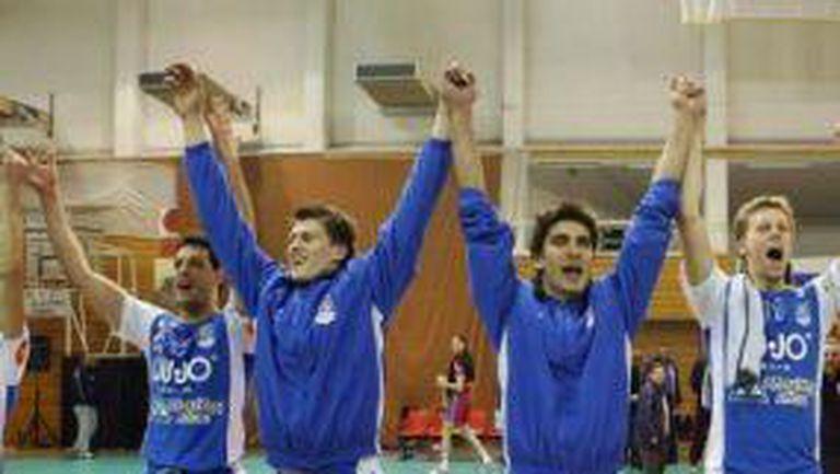 Пламен Константинов стана шампион с Ираклис и влезе в историята на Гърция