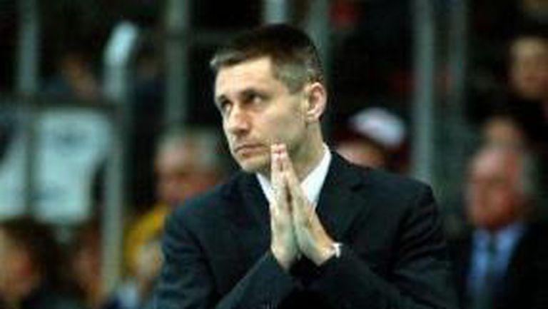 Радостин Стойчев: Очаквам равностоен финал с Пиаченца