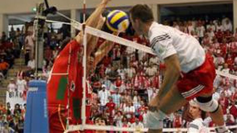 Волейболистите на Полша с виза за Пекин 2008
