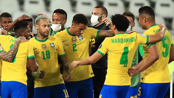 Бразилия с липсващи играчи на финала срещу Аржентина