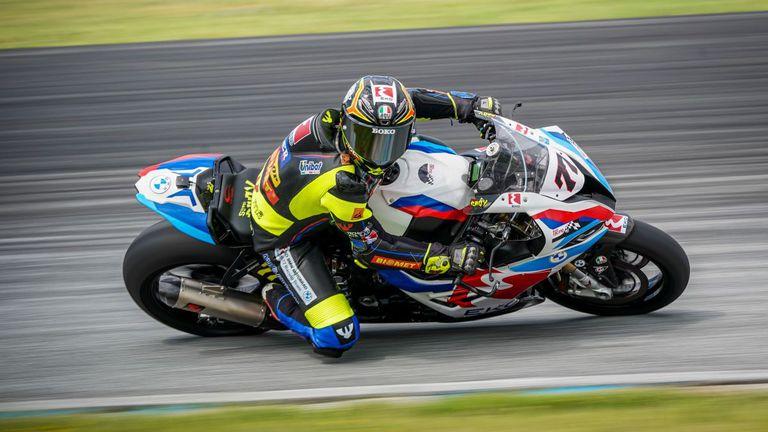 С нов съотборник Мартин Чой атакува Световния шампионат по мотоциклетизъм