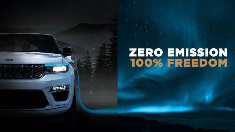 Jeep разкри как ще изглежда Grand Cherokee 4xe