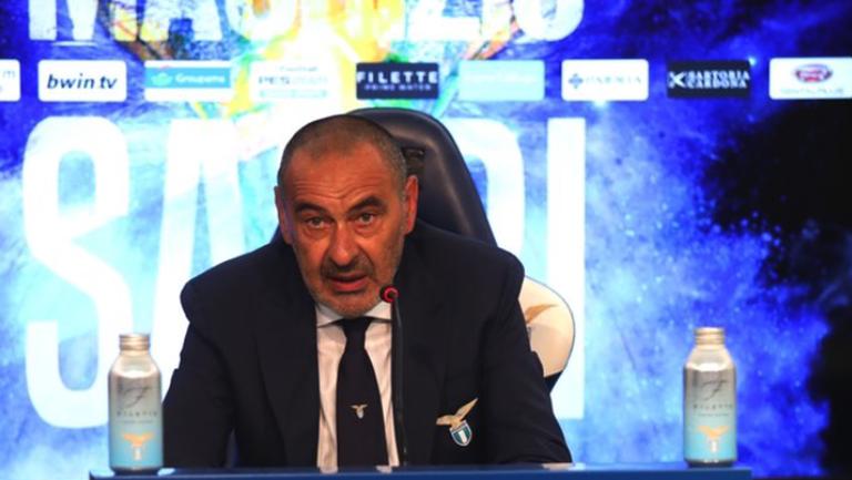 Маурицио Сари разкри целта пред Лацио