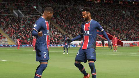 Oт ЕА Sports направиха своя избор за корица на FIFA 22