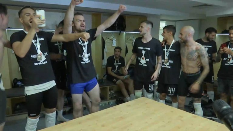 Емоции в съблекалнята на Локо (Пловдив)