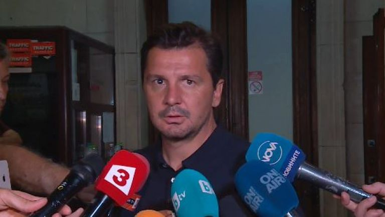 Крушчич: Поемам отговорност, за доброто на отбора в този момент е да се направи промяна