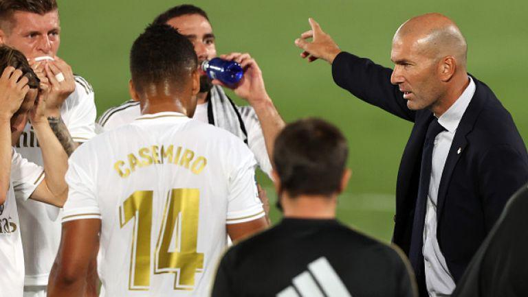 Реал Мадрид - Хетафе 1:0
