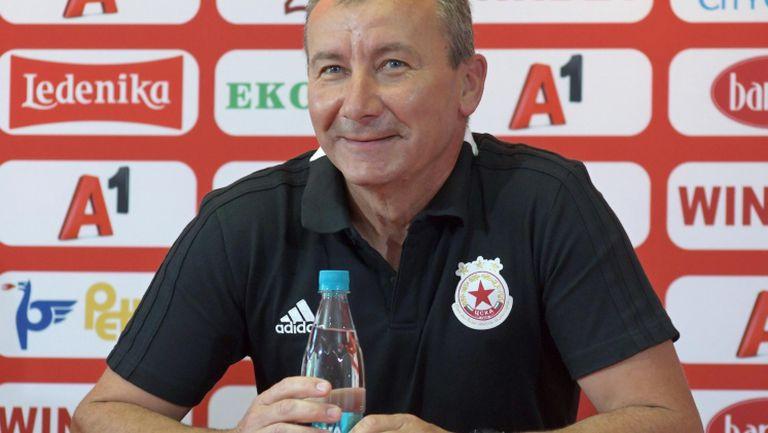 Белчев: Сигурен съм, че отборът ще играе в Европа