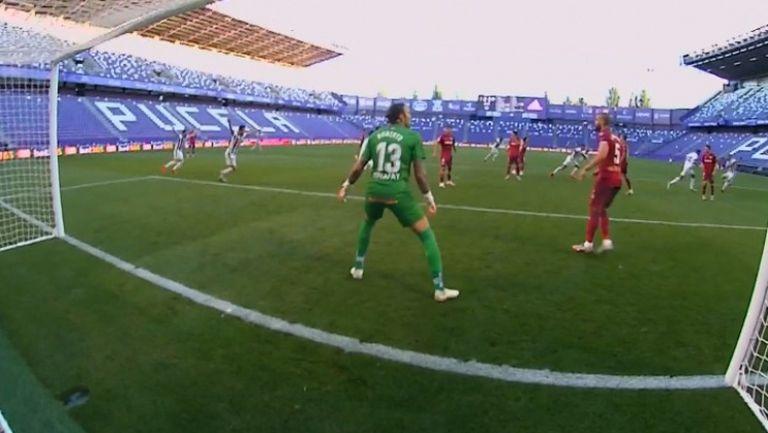 Реал Валядолид  - Алавес 1:0