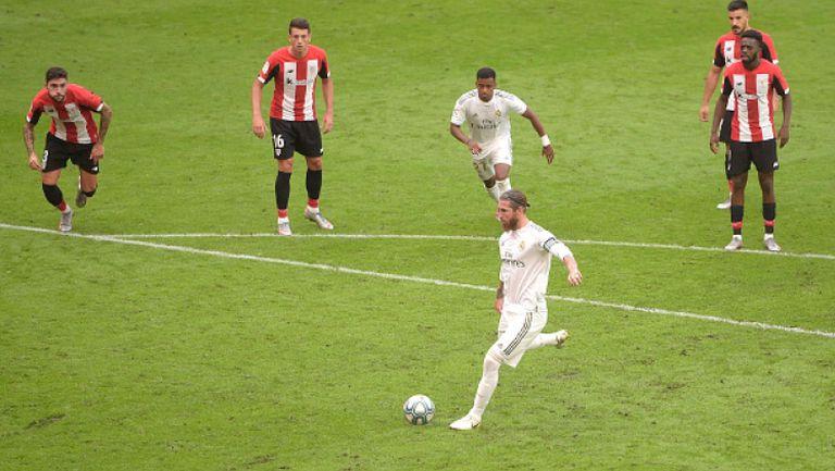Атлетик Билбао - Реал Мадрид 0:1