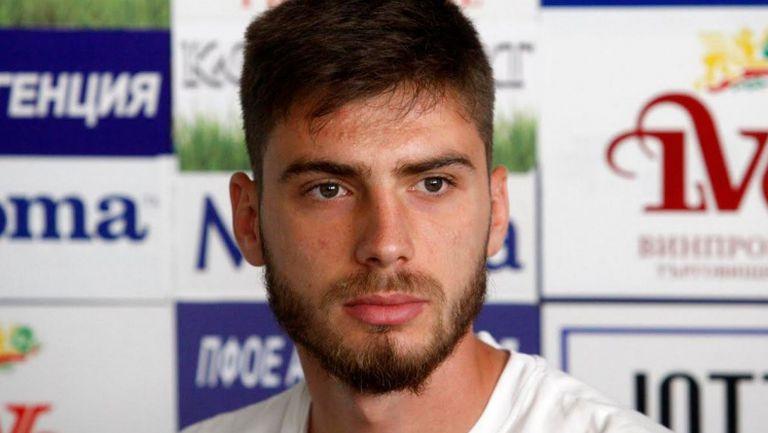 Андреа Христов: Заслужаваме да играем в Лига Европа, задружни сме