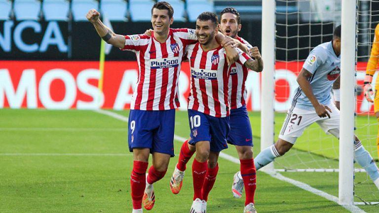 Селта - Атлетико Мадрид 1:1