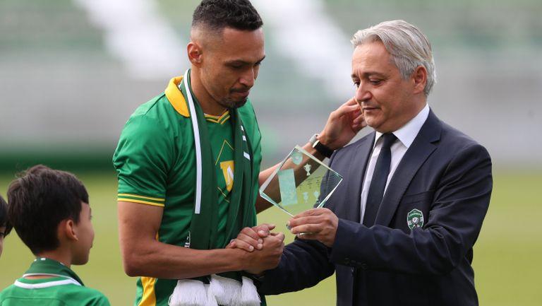 Марселиньо пред Sportal.bg: Благодаря на всички, обичам България!