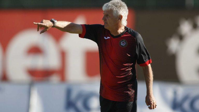Иван Колев: Давам много висока оценка на футболистите ми
