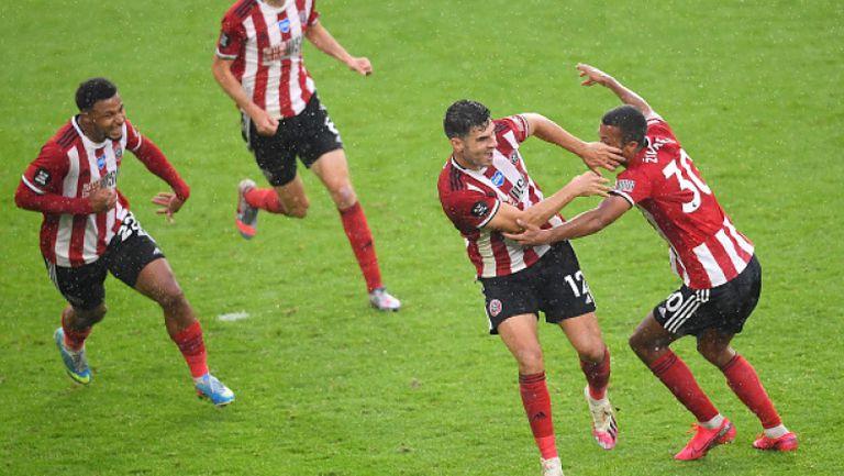 Шефилд Юнайтед - Уулвърхамптън 1:0