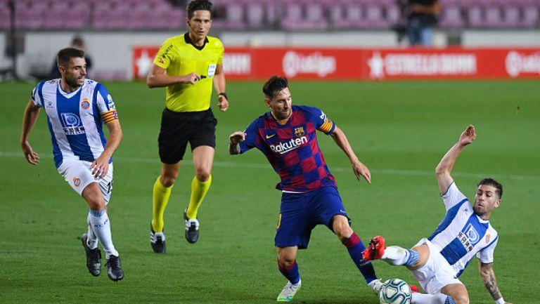 Барселона - Еспаньол 1:0