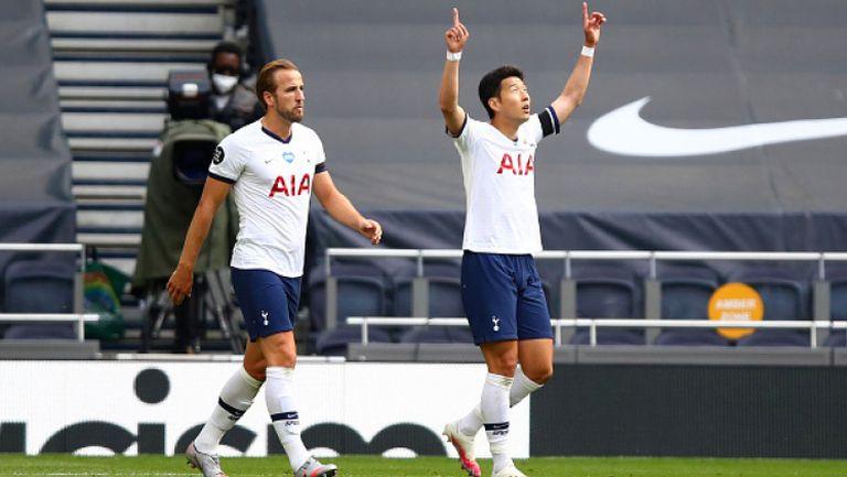 Тотнъм - Арсенал 2:1