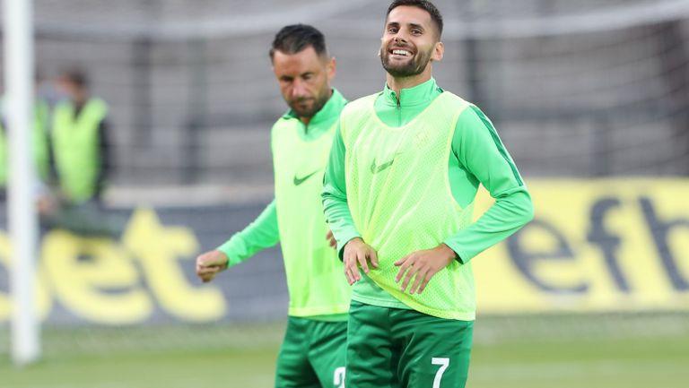 Лудогорец ще опита да завърши първенството без загуба срещу Славия