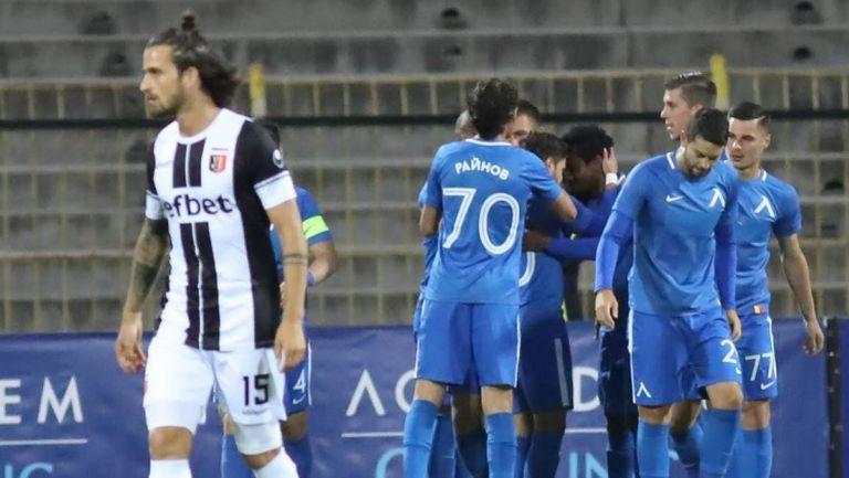 Насиру Мохамед даде преднина на Левски срещу Локомотив (Пловдив)