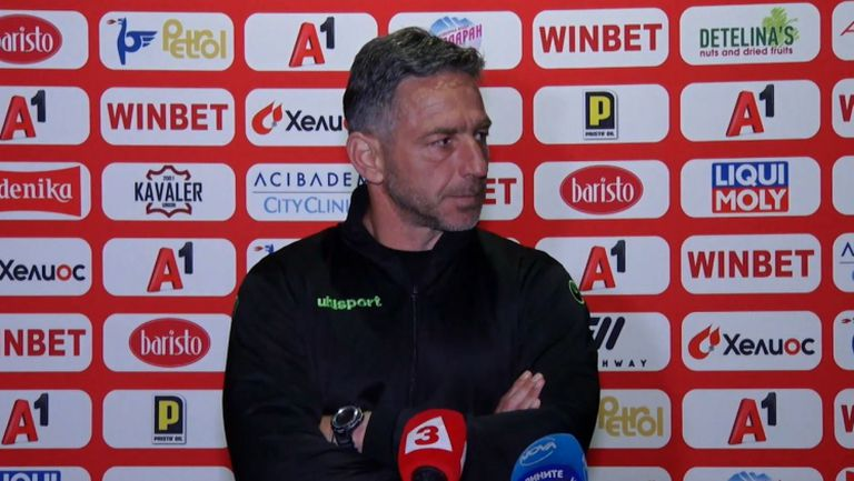 Помощник-треньорът на Берое Петър Колев: За жалост не успяхме да завършим сезона с победа